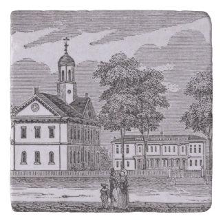 Harvard University, from 'Historical Trivet