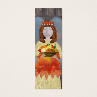 Harvest Angel, Mini Bookmarks Mini Business Card