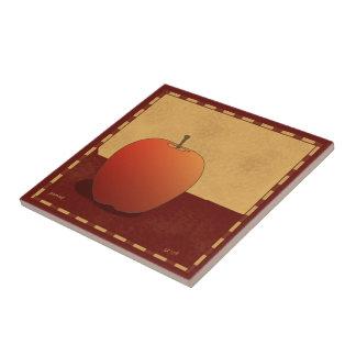 Harvest Apple Tile (framable)