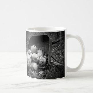 Harvest Barrow of Pumpkins Coffee Mug