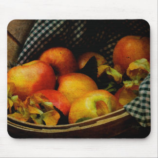 Harvest Basket Mousepad