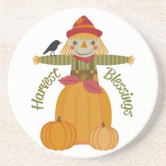 Harvest Blessings Coaster