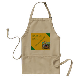 Harvest Cafe Adult Apron