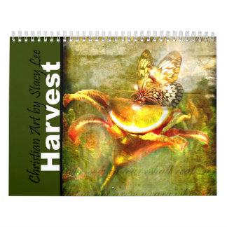 """""""Harvest"""" Contemporary Christian Art Calendar"""