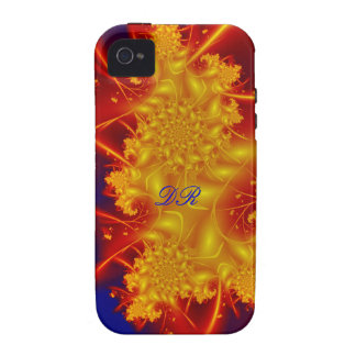 Harvest Dance iPhone 4 Cover