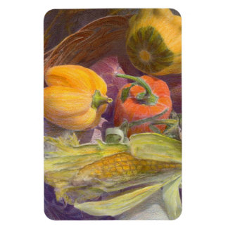 Harvest Drawing Magnet