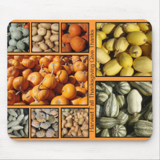Harvest, Fall, Thanksgiving Mousepad