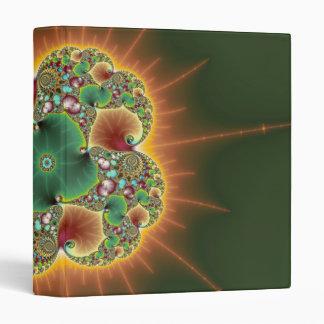 Harvest Festival - Abstract Art Vinyl Binders