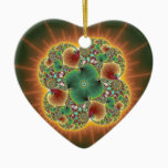 Harvest Festival - Abstract Art Ceramic Ornament