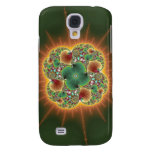 Harvest Festival - Abstract Art Galaxy S4 Cover