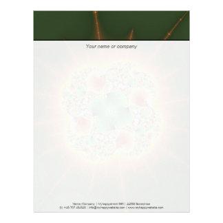 Harvest Festival - Abstract Art Letterhead