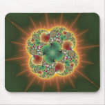 Harvest Festival - Abstract Art Mouse Pad