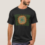 Harvest Festival - Abstract Art T-Shirt