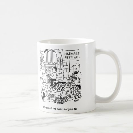 Harvest Festival Coffee Mug