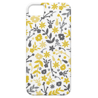 Harvest Floral Barely There iPhone 5/5S Cas iPhone SE/5/5s Case