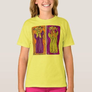 Harvest Goddess' - Customized T-Shirt