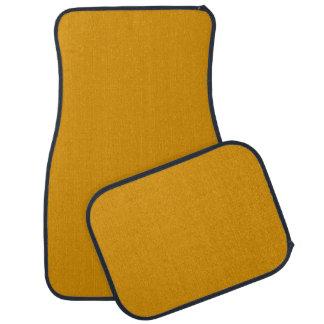 Harvest Gold Car Mats - Set of 4 Floor Mat