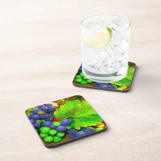 Harvest Grapes Coaster