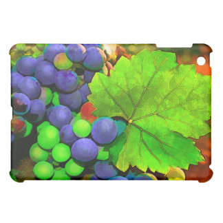 Harvest Grapes Cover For The iPad Mini