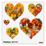 Harvest Hearts ~ Wall Decals