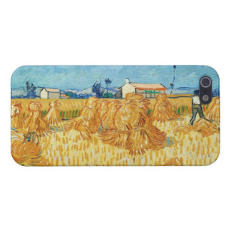 Harvest in Provence by Van Gogh Case For iPhone 5