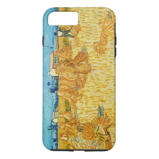 Harvest in Provence by Vincent Van Gogh iPhone 8 Plus/7 Plus Case
