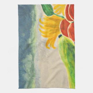 Harvest in Window Towel