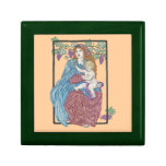 Harvest Madonna Jewelry Boxes