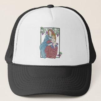 Harvest Madonna Trucker Hat