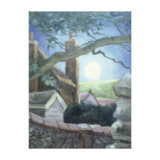 Harvest Moon 1996 Canvas Print