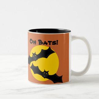 Harvest Moon Bats Coffee Mug