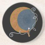 Harvest Moon coasters