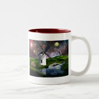 Harvest Moon Coffee Mugs