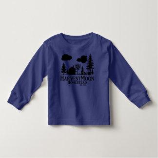 Harvest Moon Homestead Toddler Long Sleeve Toddler T-shirt