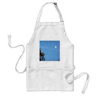 Harvest Moon In October Adult Apron