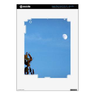 Harvest Moon In October iPad 3 Decal