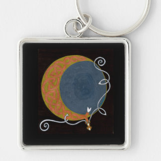 Harvest Moon keychain