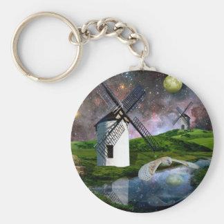 Harvest moon.. keychain