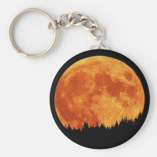Harvest-Moon Keychain