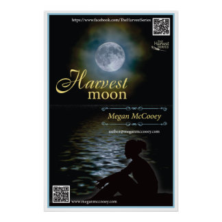 "Harvest Moon Official Poster 24"" x 36"""