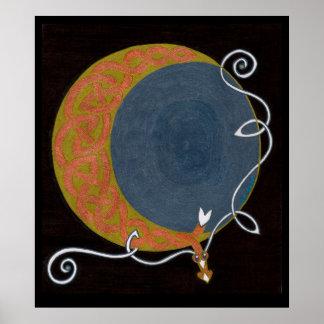Harvest Moon print