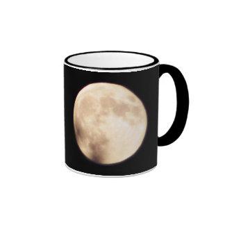 Harvest Moon Ringer Coffee Mug