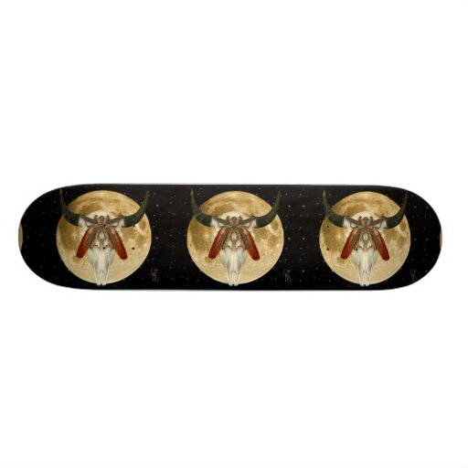 Harvest Moon Skate Boards