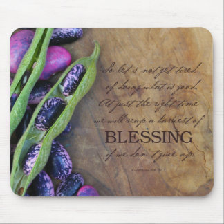Harvest Of Blessing Mouse Pad