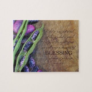 """Harvest Of Blessing Puzzle 10x8"""""""
