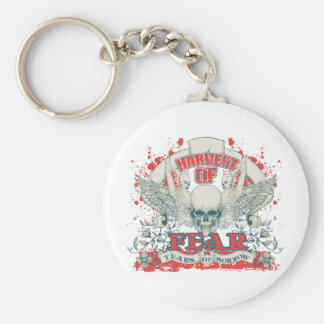 Harvest of Fear Keychain