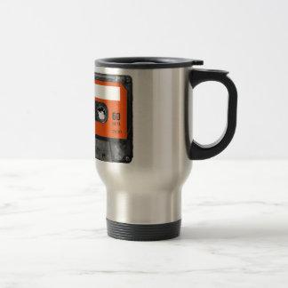 Harvest Orange Cassette Coffee Mugs