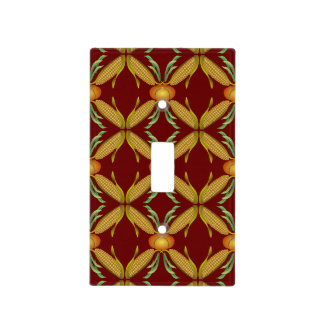 Harvest Pattern - Three Sisters Light Switch Cover