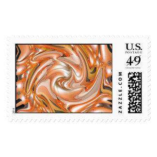Harvest Postage Stamp