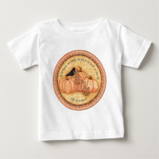 Harvest Round about Baby T-Shirt